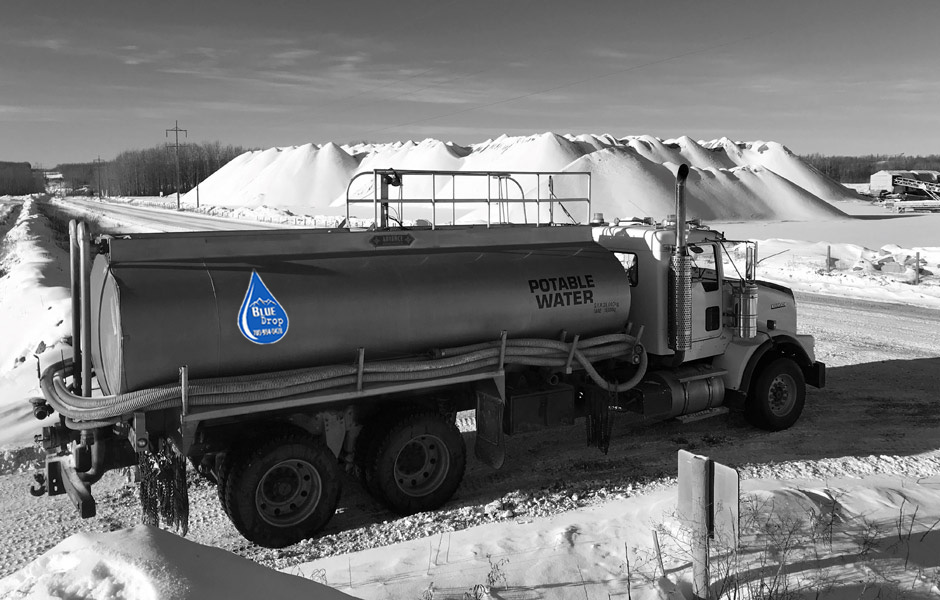 Residential Water Hauling